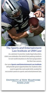 The University of  New Hampshire - Sports Law Repository and Entertainment Law Institute - The UNH - Sports Law Repository